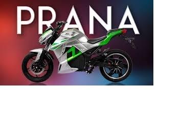 prana electric bike