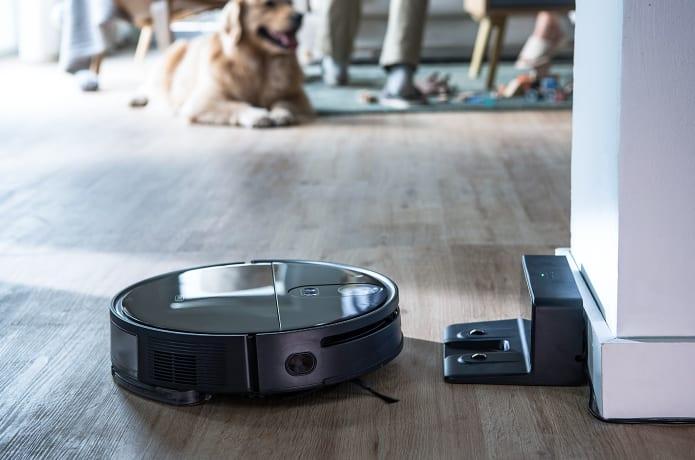 360 Robot Vacuum Cleaner S10 Features