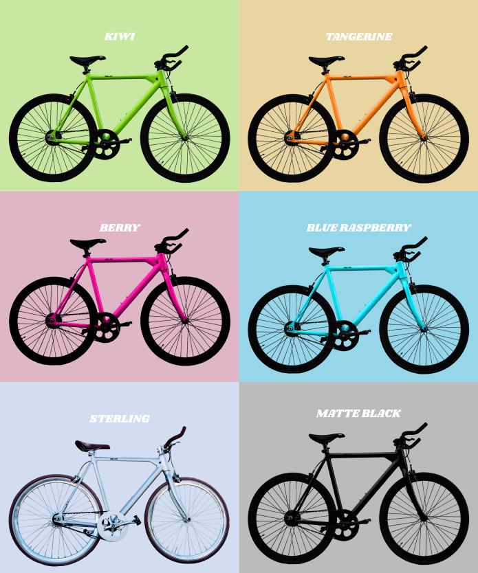 Babymaker Bike Choose your color