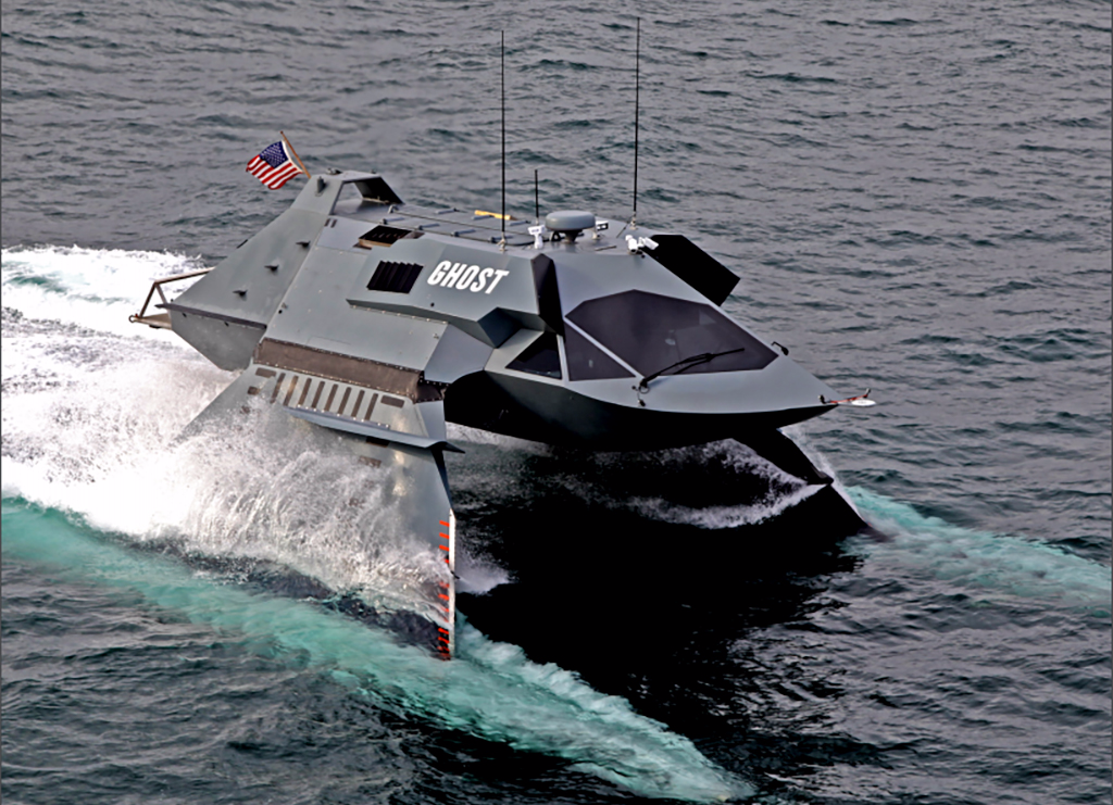 juliet Marine Systems 'GHOST'