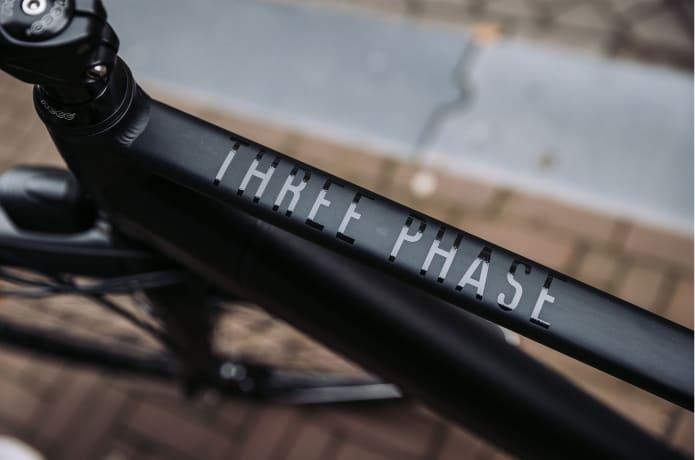 Three Phase One E-Bike for everyone