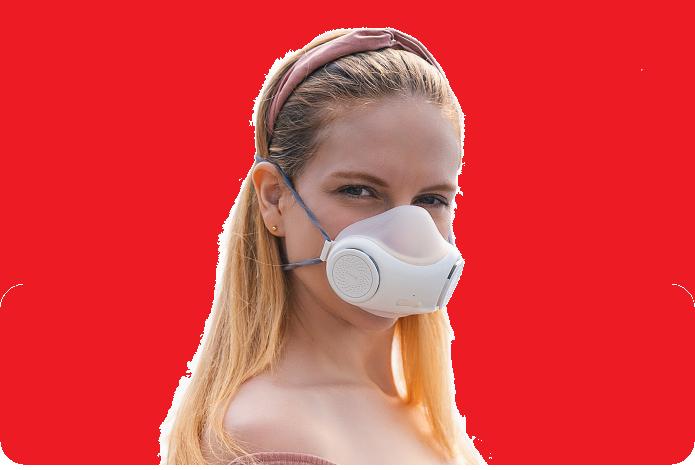 purMe Air Face Mask