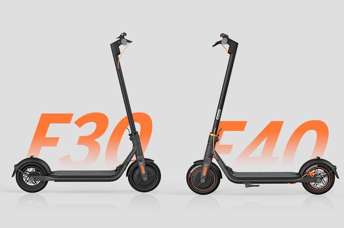 Ninebot KickScooter F Series Models